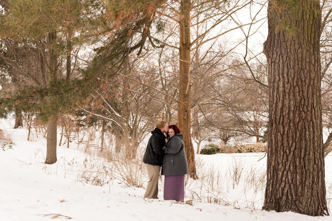 Henry - Blanchette Park Rau Garden - Winter Maternity - Brittany Lynn Imagery LLC - St Charles MO Photographer -20