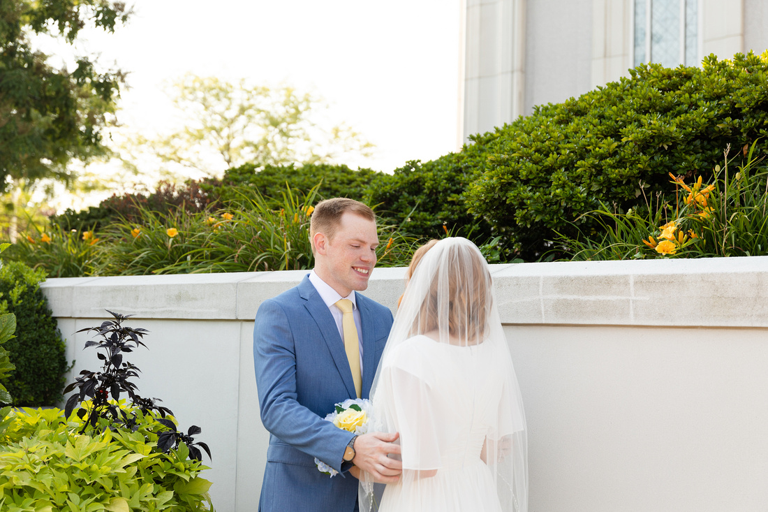 Carolyn and Chris - LDS STL Temple - Brittany Lynn Imagery LLC - St Charles MO Photographer -9