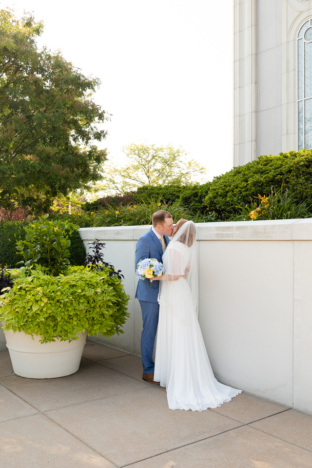 Carolyn and Chris - LDS STL Temple - Brittany Lynn Imagery LLC - St Charles MO Photographer -11