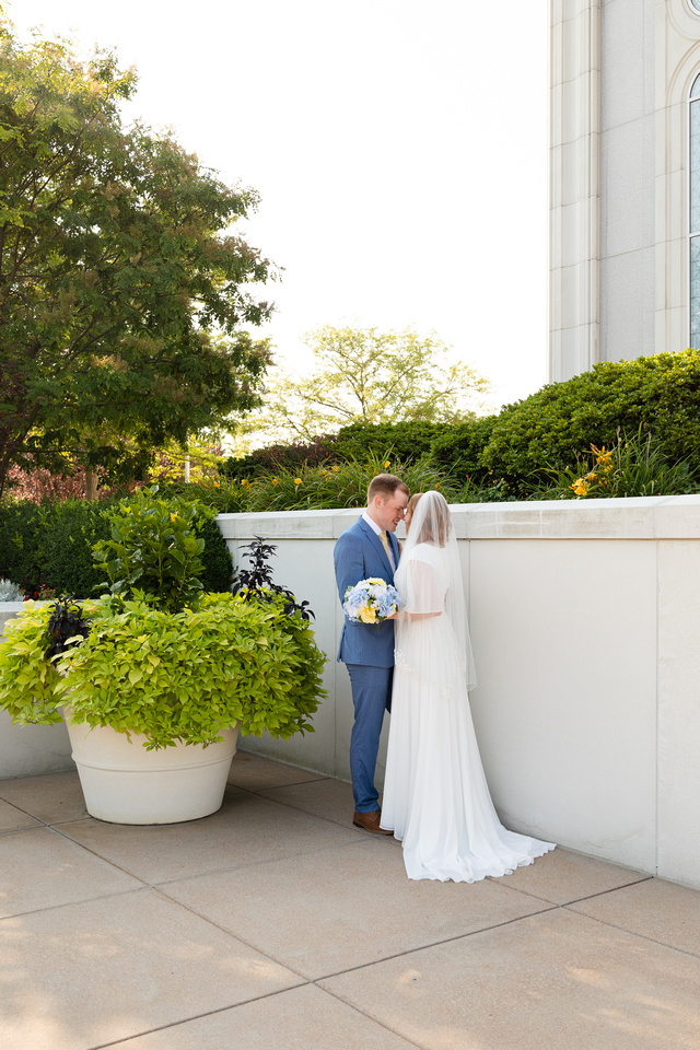 Carolyn and Chris - LDS STL Temple - Brittany Lynn Imagery LLC - St Charles MO Photographer -12