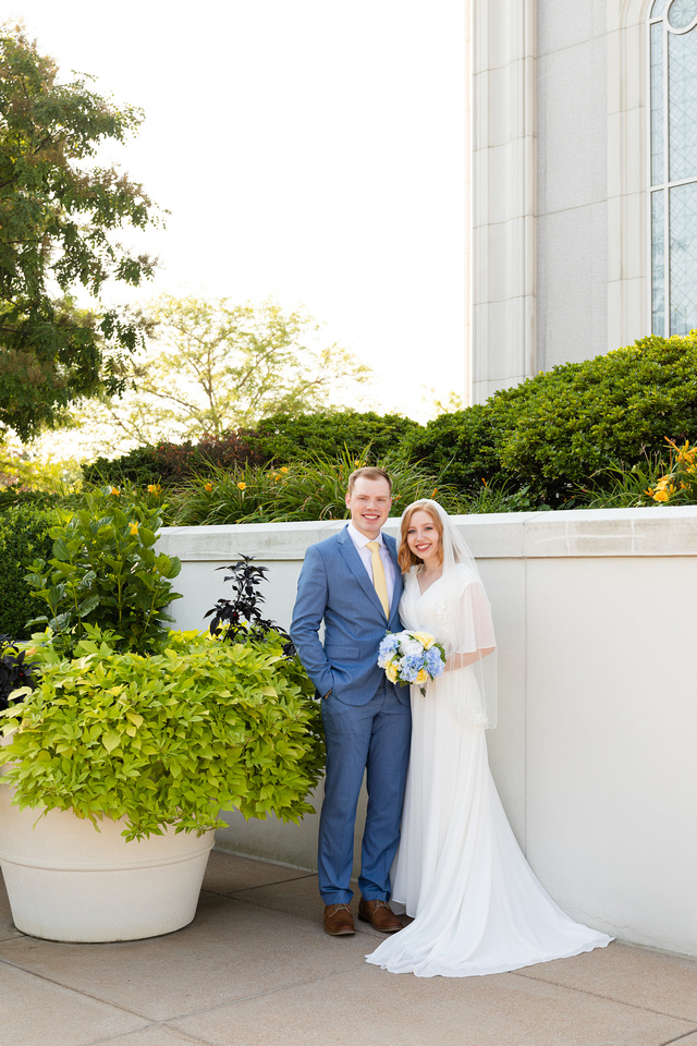 Carolyn and Chris - LDS STL Temple - Brittany Lynn Imagery LLC - St Charles MO Photographer -16