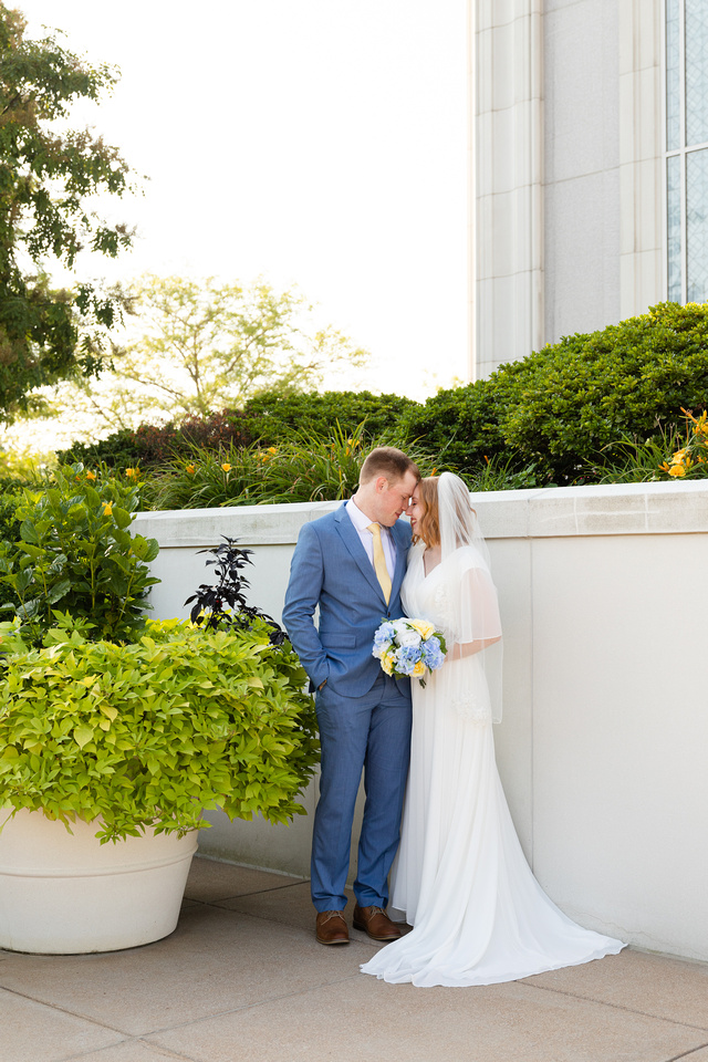 Carolyn and Chris - LDS STL Temple - Brittany Lynn Imagery LLC - St Charles MO Photographer -17