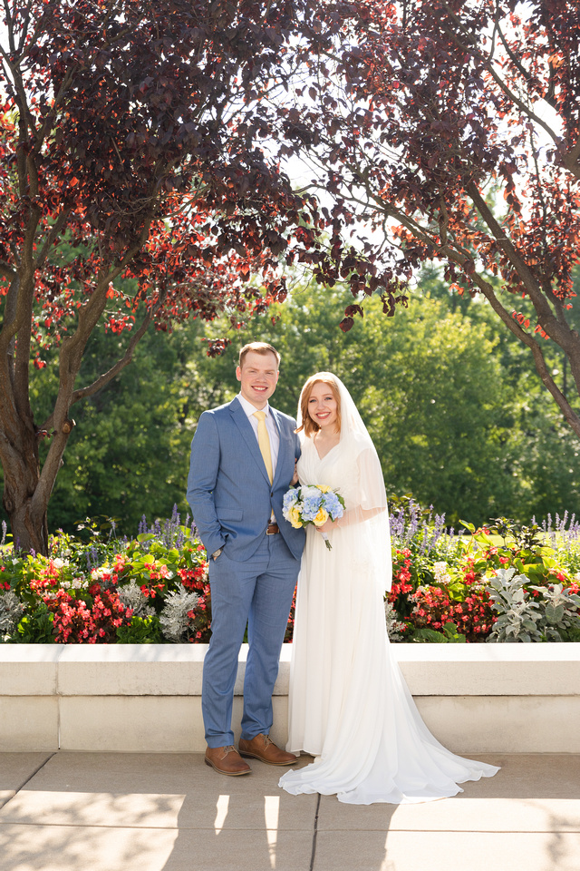 Carolyn and Chris - LDS STL Temple - Brittany Lynn Imagery LLC - St Charles MO Photographer -31