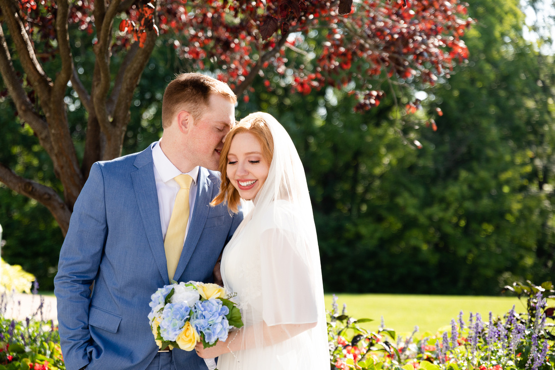 Carolyn and Chris - LDS STL Temple - Brittany Lynn Imagery LLC - St Charles MO Photographer -34