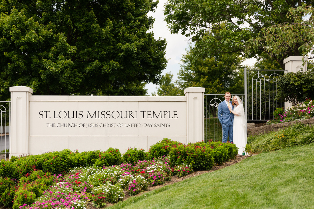 Carolyn and Chris - LDS STL Temple - Brittany Lynn Imagery LLC - St Charles MO Photographer -45